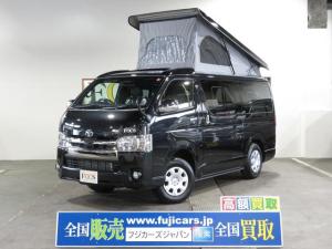 トヨタ ハイエースバン キャンピングFOCSエスパシオ+UP 4WD