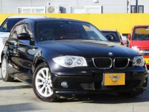 BMW 1シリーズ 116i赤革シート内装張替済 スマートキー 盗難防止システム