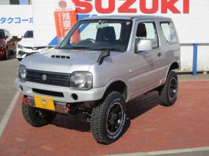 スズキ ジムニー XG 4WD キーレス オーディオ フルフラット キーレス