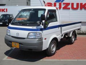 マツダ ボンゴトラック DX 4WD エアコン パワステ パワーウィンドウ