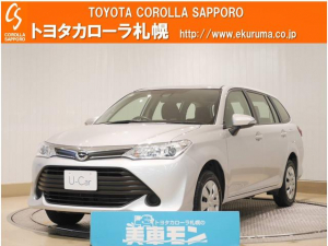 トヨタ カローラフィールダー 1.5X 4WD メモリーナビ・バックモニター付