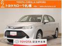 トヨタ/カローラアクシオ 1.5X 4WD メモリーナビ・バックモニター付