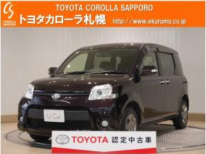 トヨタ シエンタ G 4WD メモリーナビ・バックモニター付
