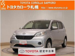 トヨタ パッソ X LパッケージS 4WD 1オーナー スマートキー付
