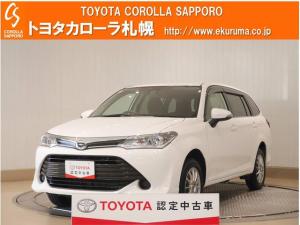 トヨタ カローラフィールダー 1.5G 4WD 1オーナー・メモリーナビ付