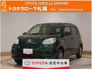 トヨタ パッソ X LパッケージS 4WD・1オーナー・寒冷地仕様車