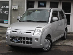 i日産 ピノ S FOUR 4WD キーレス CD
