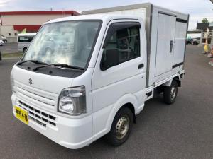スズキ キャリイトラック  保冷箱車/4WD/オートマ/AC/PS/PW/キーレス