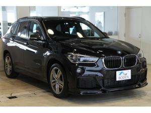 BMW X1 xDrive18dMスポーツ3DDesingスポイラー