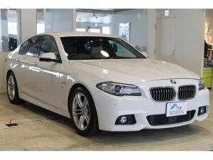 BMW 5シリーズ 523dMスポーツハイラインPKG地デジBカメラ純正18AW