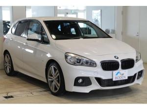 BMW 2シリーズ 225ixDriveアクティブツアラーMスポーツ地デジETC
