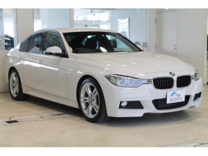 BMW 3シリーズ 320i xDrive Mスポーツ ダウンサスBカメラ純正ナビ純正18AWミラーETC
