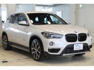 BMW X1 xDrive 20i xライン ハイラインパッケージ コンフォートPKG純正19AW純正ナビBカメラETC黒グリル