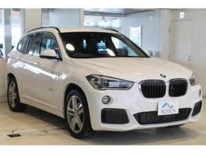 BMW X1 xDrive 18d Mスポーツ 黒革純正18AWパワーテールゲートフBカメラロントシートヒーターETCドラレコ