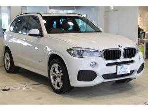 BMW X5 xDrive 35d Mスポーツ セレクトパッケージSR地デジ全周囲カメラ純正19AWミラーETC