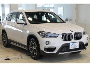 BMW X1 xDrive 20i xライン ヘッドアップディスプレイハーフレザーパワーシートパワーテールゲートBカメラAAC