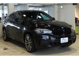BMW X6 xDrive 35i Mスポーツ xDrive35iMスポーツヘッドアップディスプレイ全周囲カメラ純正ナビ地デジサンルーフ