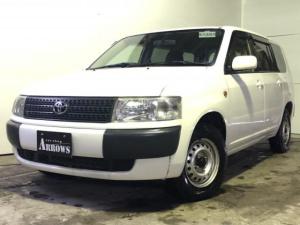 トヨタ プロボックスバン GL 4WD ETC (8644)