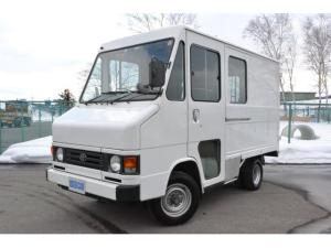 トヨタ クイックデリバリー 4WD コラムMT ディーゼル