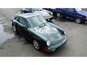 ポルシェ 911 964 カレラ2 5MT フォレストグリーン