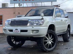 トヨタ ランドクルーザー100 VXリミテッド 4WD カスタム 35Mud 24AW