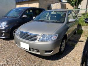 トヨタ カローラ X キーレス CD ABS エアバック 両席エアバッグ 衝突安全ボディ
