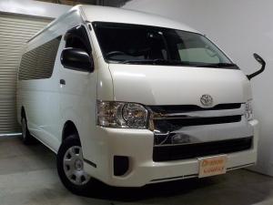 トヨタ レジアスエースバン /4WD/車中泊仕様/寒冷地/リアエアコン/ヒーター純LED