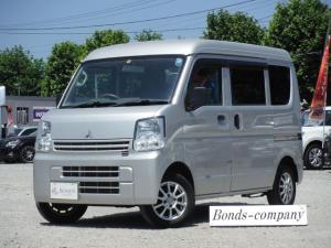 三菱 ミニキャブバン G AT 4WD 社外ナビ・TV 社外アルミホイール