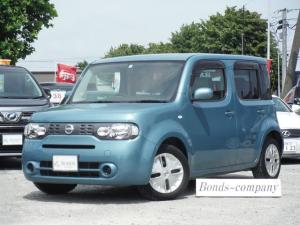 日産 キューブ 15X FOUR メモリーナビ・TV・ETC・4WD