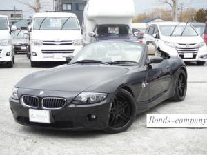 BMW Z4 2.5i 2.5i(2名)本革シート・ナビゲーション・Bモニター・19インチ社外アルミホイール・オープンカー・車検令和5年4月26日迄