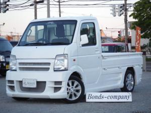 マツダ スクラムトラック ベースグレード 社外エアロパーツ・4WD・AT
