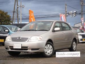 トヨタ カローラ X 5MT・ディーゼル・軽油