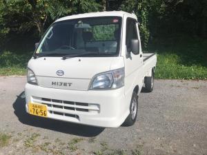 ダイハツ ハイゼットトラック  4WD MT 軽トラック