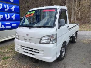 ダイハツ ハイゼットトラック  4WD AC 5MT 軽トラック