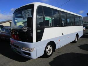 日産 シビリアンバス ロングSXターボ 29人乗り スイング自動ドア