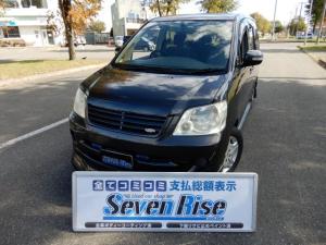 トヨタ ノア X 保証付 4WD Tチェーン ナビ ワンセグ リアヒーター