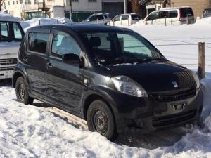 トヨタ パッソ X 4WD 夏冬タイヤ付