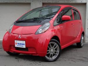 三菱 アイ ビバーチェ 4WD 禁煙車 ナビ LEDヘッドライト ABS 15AW シートヒーター CDコンポ スマートキーレス ミラーヒーター Wエアバッグ フロアマット オートライト ドアバイザー