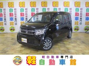ホンダ N-WGN G 4WD ナビ TV ABS アイドルSTOP スマキー