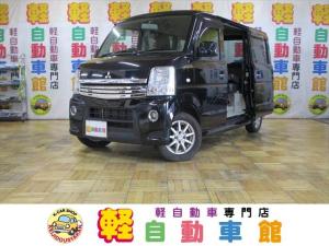 三菱 タウンボックス G 4WD ターボ ABS パワスラ ワンオーナー