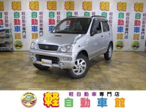 ダイハツ テリオスキッド CX 4WD ターボ ABS