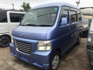 ホンダ バモスホビオ 4WD
