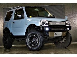 スズキ ジムニー ランドベンチャー 4WD 本州仕入 全塗装済み 新品ヘッドライト 新品マフラー エンスタ 社外ナビ フルセグ