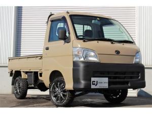 ダイハツ ハイゼットトラック スペシャル 新品MUDSTAR RADIAL M/T 155/65R13 NEWベージュツートン塗装 リフトアップ