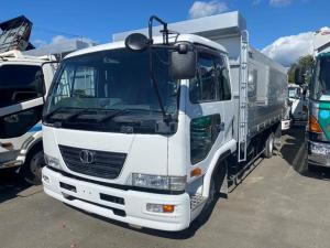 UDトラックス コンドル  4t ワイド ファームダンプ 極東開発新品架装 5m荷台長