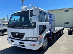 UDトラックス コンドル  5.3t積載 増t セルフクレーン 4段ラジコン付 車検令和4年5月