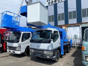 三菱ふそう キャンター 高所作業車 アイチ製 12.6m仕様 FE53EB