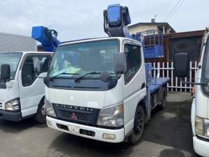 三菱ふそう キャンター 高所作業車 タダノ製9.9m仕様 運転席エアバッグ