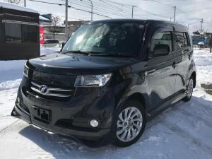 トヨタ bB Z Qバージョン 4WD AW 寒冷地仕様 エアロ付 夏冬付
