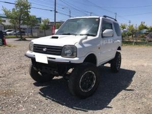 スズキ ジムニー 4WD ホワイト MT AC 修復歴無 AW